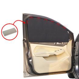 Магнитный Автомобиль ВС Shade UV защиты автомобиля занавес окна автомобиля Зонт боковое окно Mesh Солнцезащитный козырек Летняя защита оконная пленка от