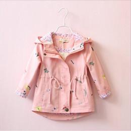 72ff5e9e2 Girls Pink Flower Coat NZ