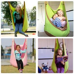 2019 caráter inflatables Balanço de lona de Algodão de alta Qualidade Bebê Crianças Interior Pod Balanço Hammock Pendurado Cama Almofada Inflável Mat