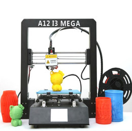 repus prusa i3 kit Rabatt Desktop-3D-Drucker i3 A12 Metallrahmen mit hoher Genauigkeit