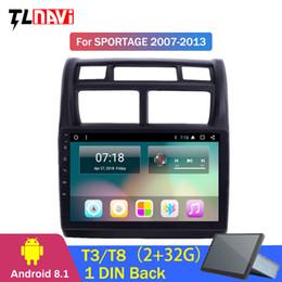 2019 leitor de dvd kia sportage android 2G RAM 32G ROM 9 polegadas Android 8.1 carro DVD GPS jogador para Kia Sportage 2007-2013 Rádio Vídeo Navegação desconto leitor de dvd kia sportage android