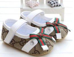 2019 месяц обувь для девочки 2019 новорожденных девочек обувь мило принцесса бантом малыша противоскользящие на обувь 0-18 месяцев малыша кроватка крюк петля первые ходоки дешево месяц обувь для девочки