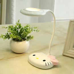 Lámpara de mesa de atenuación online-Lámpara de mesa de frutas de color naranja creativo, lámpara de mesa con atenuación táctil de tres velocidades, dormitorio de los niños, lectura, lámpara de mesa pequeña de bajo consumo
