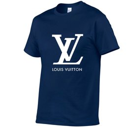 T-shirt design pour hommes, mode, été 2018, T-shirt décontracté Street pour hommes, mélange de coton, col rond, manches courtes ? partir de fabricateur