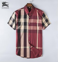 49863cc0322 Spring 2019 Men s Casual Slim-fit Button-down Check Patterned Shirts Comfort  Soft Cotton Long Sleeve Brushed Flannel Plaid Shirt D014