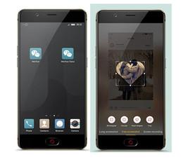 """Zte 4g lte телефонов онлайн-Глобальный ZTE Nubia M2 4G RAM 64GB Snapdragon 625 Octa Core 5.5 """" 4G LTE смартфоны 13.0 MP двойной задний Camer отпечатков пальцев мобильный телефон"""