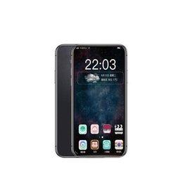 2019 contenitore di android tv sbloccato Goophone XS MAX 11 MAX 6.5 pollici Face ID e supporto Caricabatterie wireless Smartphone 1G / 16G Show Smart Phone sbloccato 4G LTE falso Nuovo Gratis
