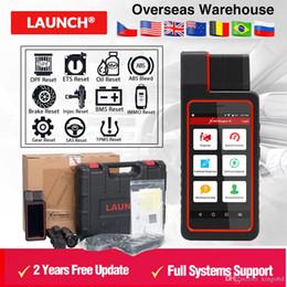 herramienta de diagnóstico de lanzamiento x431 Rebajas Lance el X431 Diagun IV con la herramienta de diagnóstico Bluetooth Wifi con 2 años de actualización gratuita X-431 Diagun IV mejor que diagun iii sin DHL