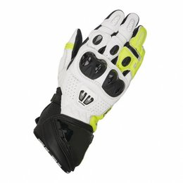 black leather race gloves Coupons - New 4 Colors 100 percent Genuine Leather GP PRO R2 Motorcycle Long Gloves Racing Driving Motorbike Original Cowhide GP PRO Gloves