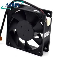 Refrigeração adda original on-line-Frete grátis original ADDA Frete grátis 7025 7 cm AD07012DB257300 12 V CPU fan cooling cooling
