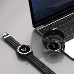 2019 sms sync bluetooth Smart Watch Bluetooth ST5 mit Kamera WhatsApp Facebook Twitter SMS synchronisieren Smartwatch-Unterstützung TF-Karte für Android IOS günstig sms sync bluetooth