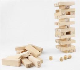 Empilhamento de pequena camada digital Blocos de log empilhados alto Jenga Lazer brinquedos de madeira de Fornecedores de teste de pc