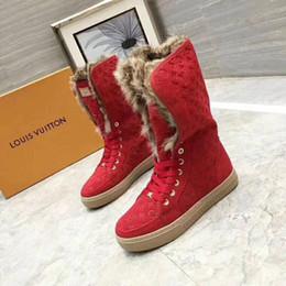лучшие снегоступы Скидка 2019 мода Марка женщины сапоги хлопок женские дизайнеры обувь лучшее качество сапоги для дамы зима снег сапоги плюс размер свободный корабль