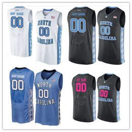 90955a634aba Custom Mens North Carolina Tar Heels UNC Basketball stitched Jerseys Any  Name Number 15 Carter 2 Joel Berry II 32 Luke Maye carolina jerseys deals