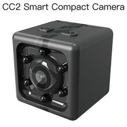 2019 tf led écran JAKCOM CC2 Compact Camera Vente chaude dans le sport d'action Caméras vidéo comme action cam chargeur de batterie 4k
