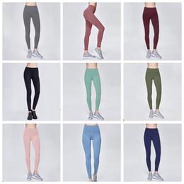 uomini di calzoni gialli Sconti 2019 Donne Pantaloni Yoga Gym Leggings sfumati Collant elasticizzati compressione Fitness Donna Night Running Sportwear Pantaloni Legging 11 colori