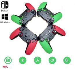i migliori telefoni cellulari Sconti Controller wireless Bluetooth caldo di vendita per il funzionamento ad alta velocità PS4 vibrazioni Joystick Gamepad Game Controller passare pro con NFC