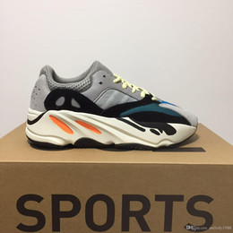 03cb9cf5ce982 Aaa Quality Wave Runner 700 Real Womens Mens Running Shoes Design By Kanye  West Season 700s Sneakers Size 36-46 Christmas Gift