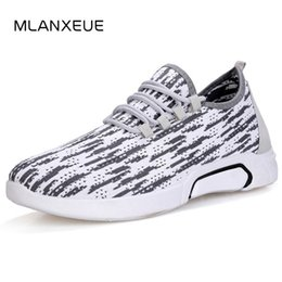 high soled shoes Coupons - Camouflage Mesh Men Sneakers Breathable Fly Weave Male Casual Shoes Plus Size Soft Sole Man Sneakers Shoes Men High Quality Shoe