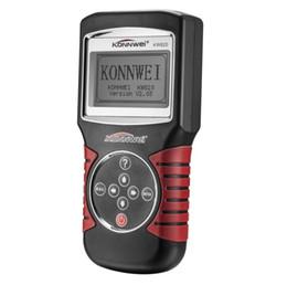KW820 scanner di rilevamento degli strumenti di diagnosi dei guasti delle auto da