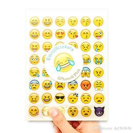 20 feuilles 960 Die sourire Expression Face Emoji Autocollants Pour Diary Album photo Récompense Cahier maître d'école mérite Praise Décor ? partir de fabricateur
