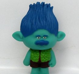 2019 juguetes de enredo Película Trolls Poppy Toys Figura de acción Juguetes Muñecas Branch Doll para niños Christams Gift Ugly Doll The Tangled Action Elves rebajas juguetes de enredo