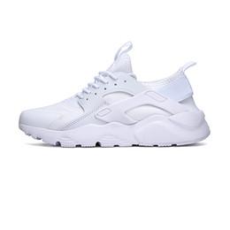 cf91bbceb635 2019 Huaraches 4.0 Huarache Ultra Running Shoes For Men Women Black White  Red Sneakers Triple Huaraches Sports Shoes Size 36-45 discount huarache  shoes
