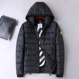 boné de sopro preto Desconto 2019 Nova Moda Inverno Mens Designer Jaquetas de Algodão Quente Jaqueta de Impressão Digital de Slim de Alta Qualidade de Luxo Casuais Para Baixo jaqueta asd