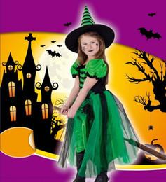 vestidos estilo cinderela para meninas Desconto 8 estilos crianças menina pirata bruxa fada roxa cinderela princesa trajes de cosplay crianças desempenho roupas vestido de festa a165