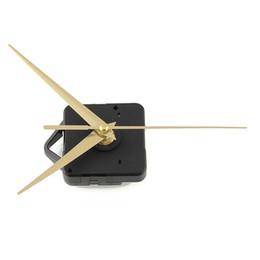 2019 reloj de pared silencioso Mecanismo del reloj DIY Silent Classic Gold Gold Quartz Watch Reloj de pared Mecanismo de movimiento Reparación de piezas Reemplazo Herramientas esenciales rebajas reloj de pared silencioso