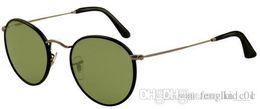2019 New Vintage Aviador Piloto De Óculos De Sol 3475 RAY Das Mulheres Dos Homens UV400 Banda Polarizada BEN Gafas Óculos De Sol BANS des lunettes de soleil de