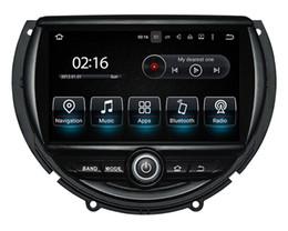 2019 video hindi mp4 Lettore DVD di navigazione GPS per auto per Android 9 Headunit Per dvd per auto radio registratore a nastro per lettore multimediale autostereo MINI Cooper 2014+