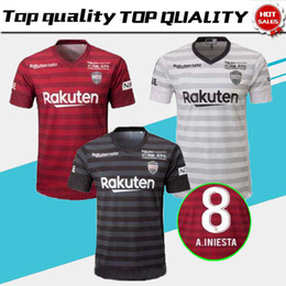 best sneakers e4cd3 23181 kobe jersey xl Rabatt Vissel Kobe Trikots 2019-2020 A.INIESTA 8 HOME WAY