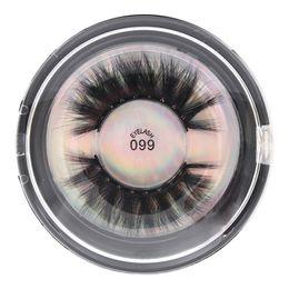 New Falso 3D Mink cílios 3D Silk Falso Protein pestana macia Natural Grosso longo Falso eyelash Extensão Lashes Maquiagem Tool de