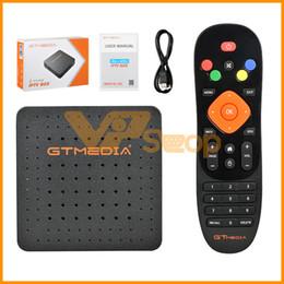 receptor wifi Desconto GTMEDIA i-Fire Caixa de IPTV Super Receptor Embutido Wi-fi Full HD Inteligente Set Top Box Caixa de TV iFire com Controle IR Remore