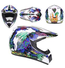 Motorrad Adult Motocross Off Road Helm ATV Dirt Bike Downhill MTB DH Racing Helm Crosshelm capacetes von Fabrikanten