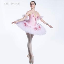 2019 danse tutu féerique Sucre Prune Fée Professionnel Ballet Tutu Costume De Performance Ballerine Danse Costumes Casse-Noisette Ballet Danse Tutus BLL081-2 danse tutu féerique pas cher