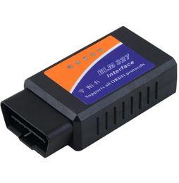 İyi Selle Araç arıza tespiti evrensel ELM327 Wifi tarayıcı otomatik OBD2 teşhis aracı ELM 327 WIFI OBDII tarayıcı V 1.5 wirele nereden