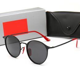 gafas de sol de invierno Rebajas RayBan RB3601 Nuevas mujeres Gafas de sol de diseñador popular Marco cuadrado Calcomanías de grado alto Invierno Moda Semana Gafas UV400 Protección con caja