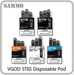 VGOD STIG Tek Pod Cihaz 3PCS / Paketi 270mAh Pil 1.2ml Kartuş Vape Kalem Seti 0268107 nereden