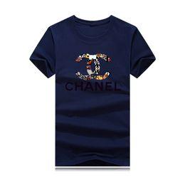 плюс размер одежды Скидка 2020 новые дизайнеры футболки для мужчин топы футболка мужская одежда роскошный дизайн рубашка с коротким рукавом женская одежда размер S-4XL уличная одежда