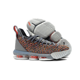920ccf88b26b Cheap new what the lebron 16 basketball mens shoes for sale flowers MVP Christmas  BHM Oreo youth kids Generation boots with original box