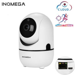 hd wdr cctv kamera Rabatt INQMEGA 1080P Wolke drahtlose IP-Kamera Intelligent Auto Tracking Of Human Mini Wifi Cam Home Security-Überwachung CCTV-Netzwerk