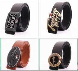 Famosos cinturones de marca online-Marca de lujo famoso Diseñador Cinturones Hombres de alta calidad para hombre de cuero genuino de negocios informal H ermes hebilla de la correa para Jeans ceinture