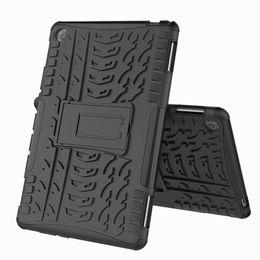 8.4 cubrir online-PARA Huawei MediaPad T3 7.0 WIFI 8.0 M5 8.4 Híbrido KickStand Impacto Resistente Resistente TPU + PC Funda 1pcs