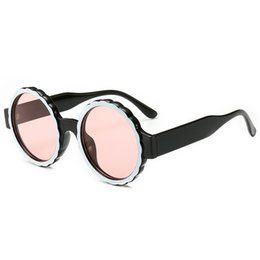 5e8a35f61 Ladies Oversized flower Sunglasses Women Circle Black 2019 Summer Style Big  Round Sun glasses For Women Fashion UV400 FML discount flowers ladies  sunglasses