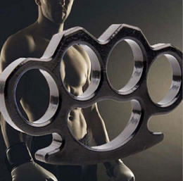 Shop Thick Steel Brass Knuckles Duster UK | Thick Steel