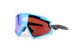 Fahrrad sonnenbrille online-Marke TR90 7072 WINDJACKE Radfahren Sonnenbrille 2.0 PRIZM SNOW GOGGLE Fahrrad Brille Outdoor-Sport Brille Männer Frauen Mode Radfahren Brillen