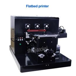 Deutschland Flachbettdrucker Flachdruck-Universaldrucker für Handy-Shell-Shop, Fabrik, Werbefirma Druckgeräte 110-220V cheap bluetooth equipment Versorgung