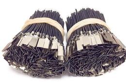 contatos da bateria Desconto MIX 1007 26AWG contato da bateria Conector 45 milímetros fio folha Nickel